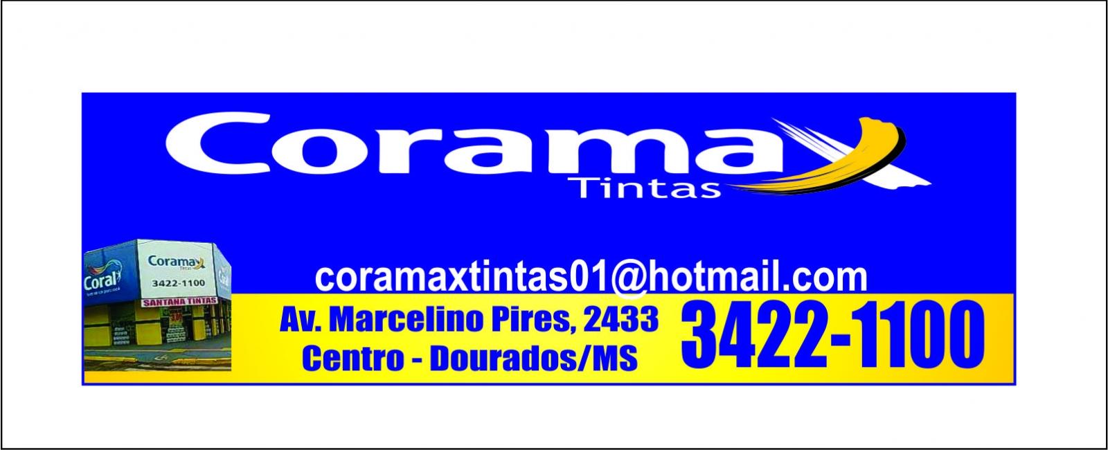 CORAMAX TINTAS
