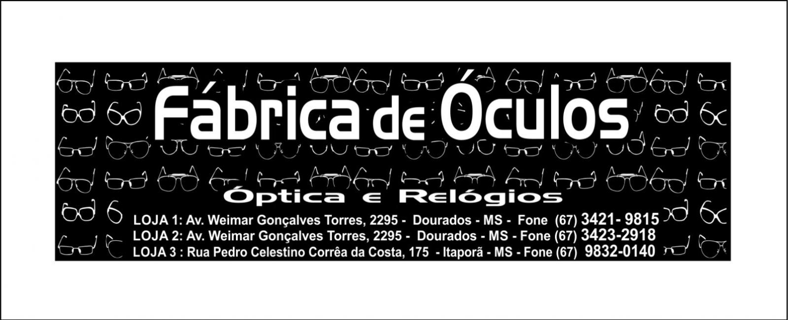 FABRICA DE OCULOS